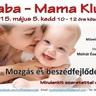Baba - Mama Klub 2015. április