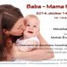 Baba-Mama Klub - 2014. október