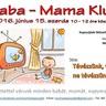 Baba Mama Klub 2016.06.15.